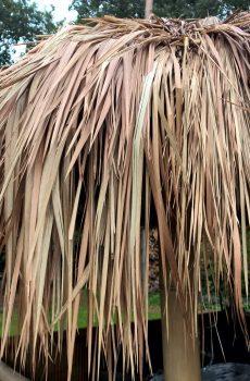 Terra Forsa Tiki Thatch dakbedekking voor dakbedekking, decoratie of reparatie.