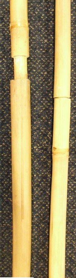 bamboe vlaggen stokken